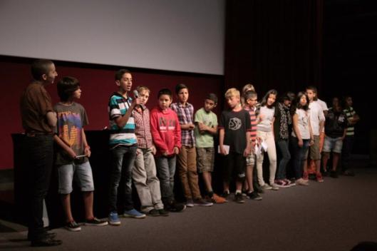 pfinal_cinemaencurs_4. Más niños presentan peli en filmo en blog Eva Muñoz