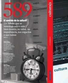 Portada El sentido de la cultura en blog Eva Muñoz