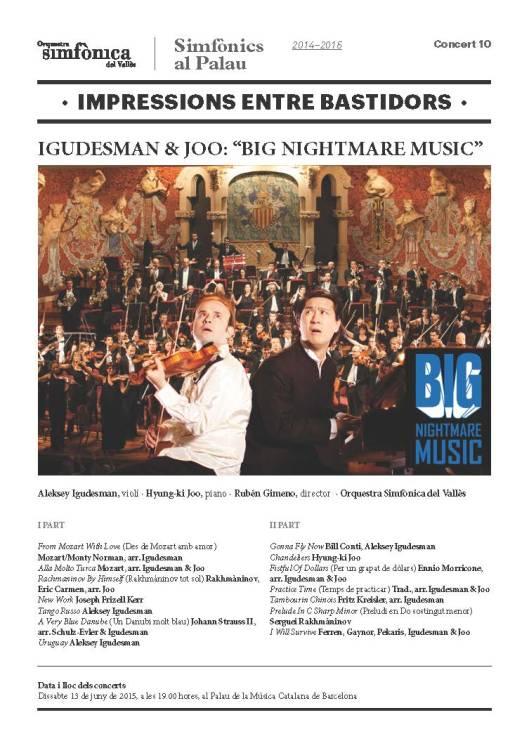 Igudesman&Joo en blog Eva Muñoz