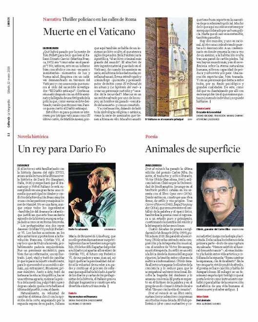 Dario Fo en blog Eva Muñoz