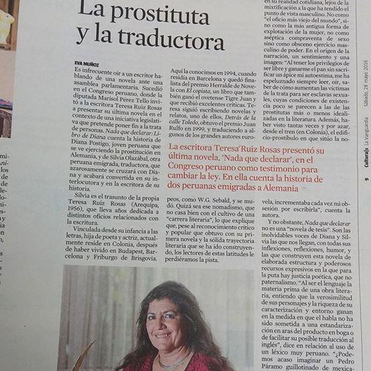 Teresa Ruiz Rosas en blog Eva Muñoz