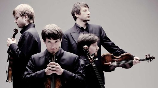 Apollon Musagète Quartett en blog Eva Muñoz