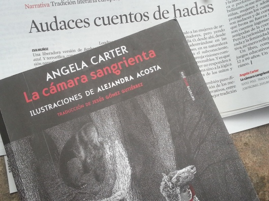 Angela Carter en blog Eva Muñoz